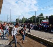 Idomeni railway station