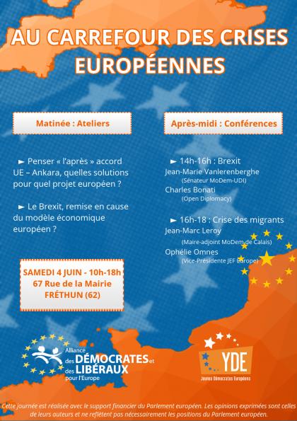 PDD2016 - Affiche EU-FR